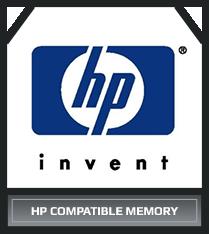 HP Compatible Memory