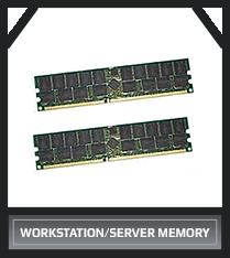Workstation Server Memory
