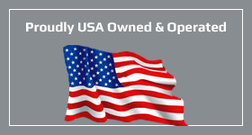 Proudly USA Owned & Operated