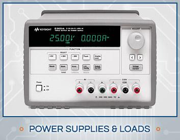 Shop Power Supplies & Loads