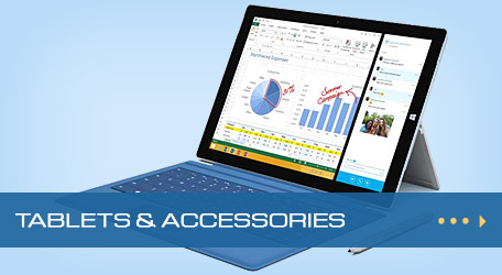 Shop Tablets & Accessories