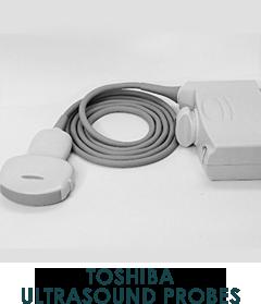 Shop Toshiba Ultrasound Probes