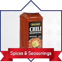 Shop Spices & Seasonings