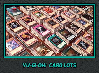 Shop Yu-Gi-Oh Card Lots