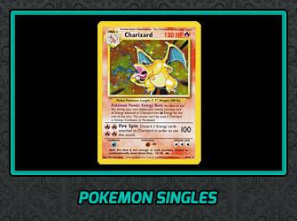 Shop Pokemon Singles