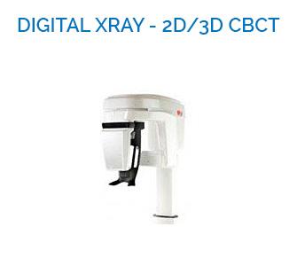 Digital Xray 2D 3D CBCT