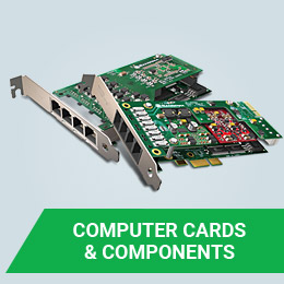 Computer Cards & Components