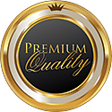 Premium Quality, Satisfaction Guaranteed