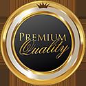 Premium Quality, Satisfaction Guaranteed