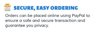 Secure Easy Ordering