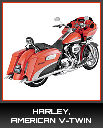 Shop Harley, American VTwin
