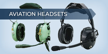 Shop Aviation Headsets