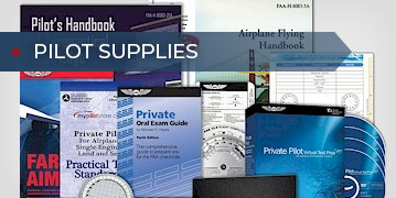 Shop Pilot Supplies