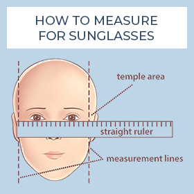How to Measure for Sunglasses