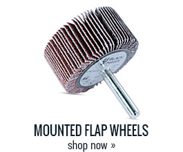 Shop Mounted Flap Wheels