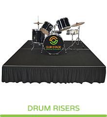 Drum Risers
