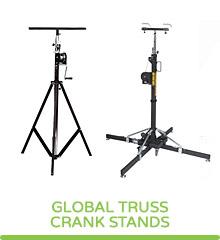 Global Truss Crank Stands
