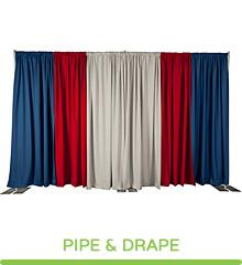 Pipe & Drape