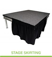 Stage Skirting