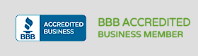 Better Business Bureau Accredited Member