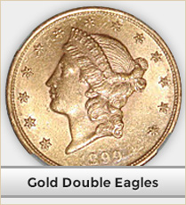 Gold Double Eagles