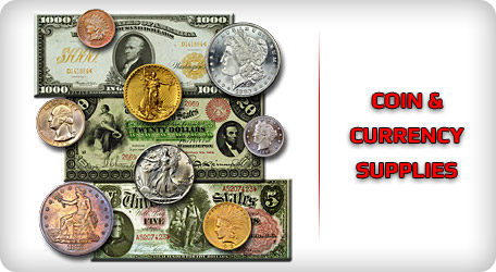 Shop Coin & Currency Supplies