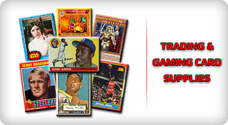 Shop Trading & Gaming Card Supplies