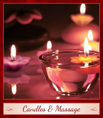 Shop Candles & Massage