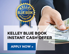 Kelley Blue Book Instant Cash Offer - apply now