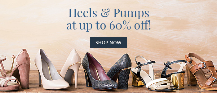 Shop Heels and Pumps