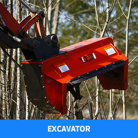 Excavator Attachments