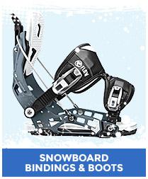 Snowboard Bindings & Boots