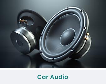 Shop Car Audio