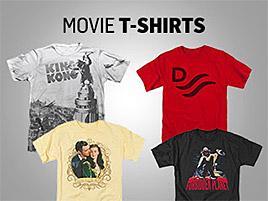 Shop Movie TShirts