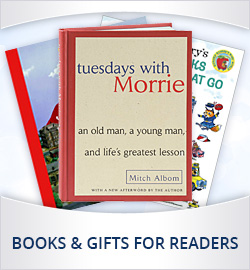 Shop Books and Gifts for Readers