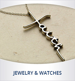 Shop Jewelry and Watches