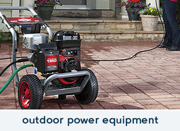 Shop Outdoor Power Equipment