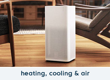 Shop Heating Cooling and Air