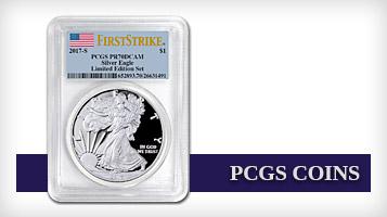 Shop PCGS Coins