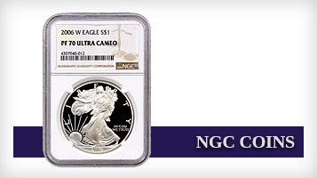 Shop NGC Coins