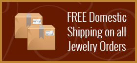 Free Shipping on All Jewelry