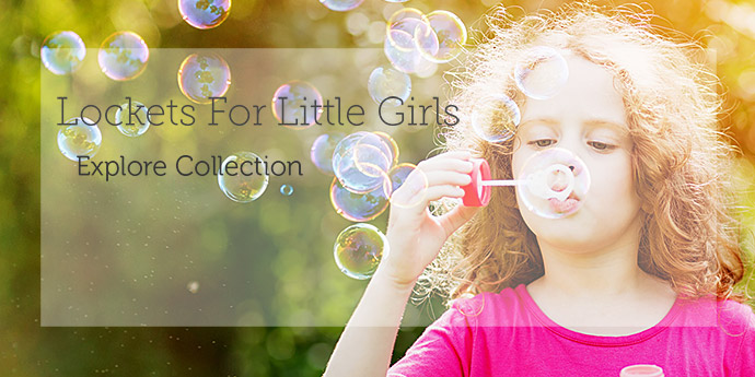 Lockets for Little Girls