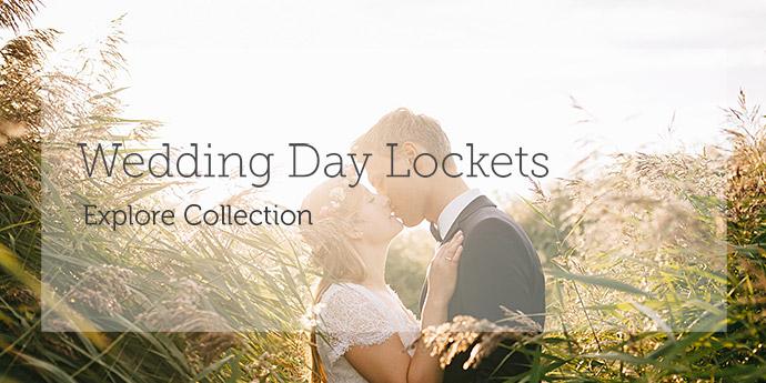 Wedding Day Lockets