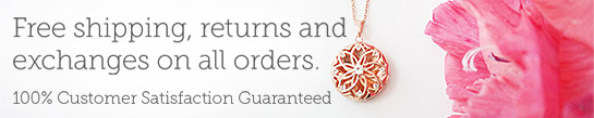 Satisfaction Guaranteed - Free Shipping, Returns, and Exchanges on All Orders