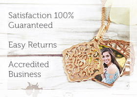 Satisfaction Guaranteed, Easy Returns, Accredited Business