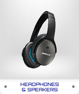 Shop Headphones & Speakers