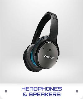 Shop Headphones & Speakers